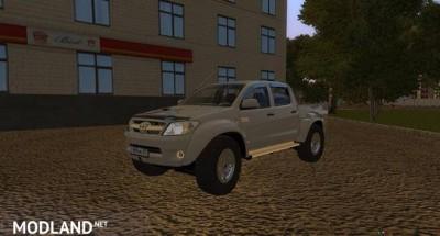 Toyota Hilux Arctic Trucks Mod [1.5.5]